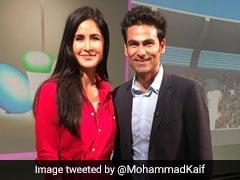 एक्ट्रेस कैटरीना कैफ से मिले क्रिकेटर मोहम्मद कैफ, सोशल मीडिया ने बताया दोनों का 'लंदन' कनेक्शन