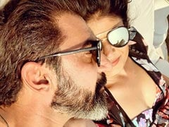 Trending Pics From Pooja Batra's Romantic Holiday With 'Soulmate' Nawab Shah