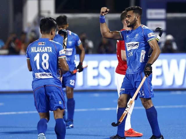 Captain Manpreet Singhs Brace Hand India 3-1 Win Over Poland In FIH Series Finals