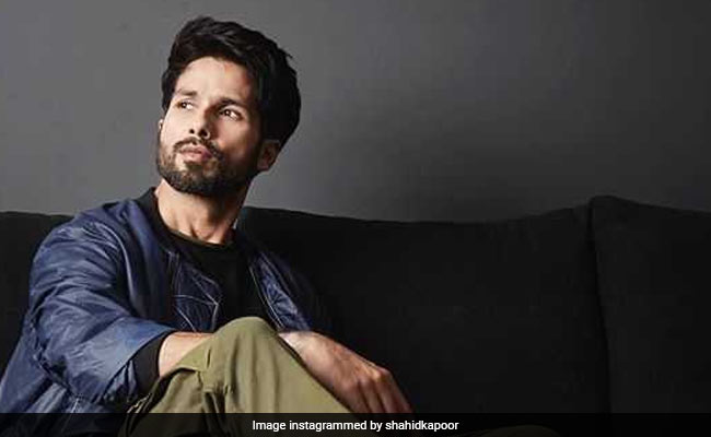 Shahid Kapoor On Why He Was 'Really Bad' At Long Distance Relationships