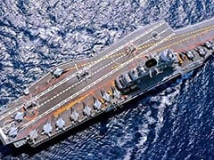 Fire On Board Aircraft Carrier INS Vikramaditya, All Personnel Safe: Navy