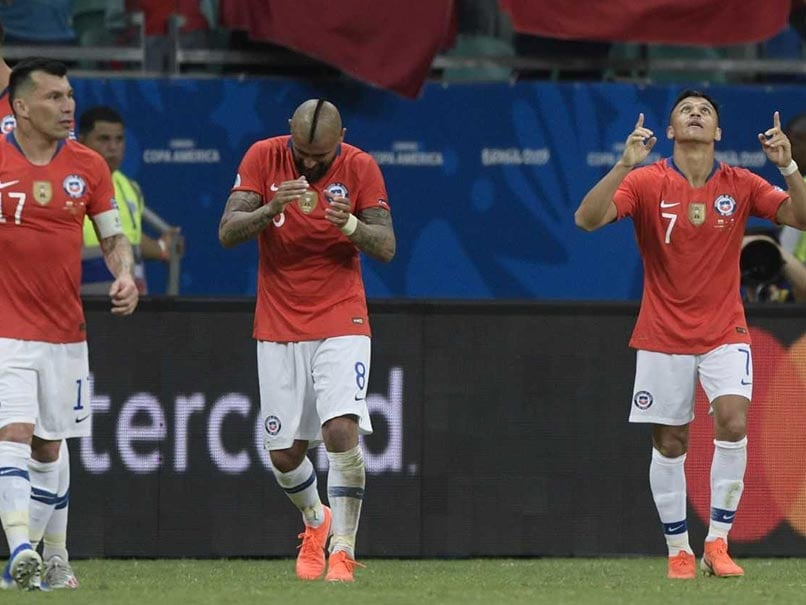 Alexis Sanchez Sends Chile Into Copa America Quarter-Finals