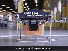 Amazon Gets US Patent To Use Delivery Drones For Surveillance Service