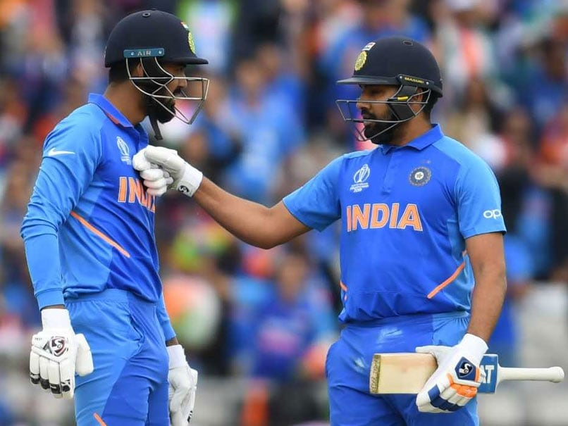 India vs Pakistan: Rohit Sharma, KL Rahul Register Record Opening Partnership Against Pakistan In World Cup