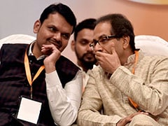 In Devendra Fadnavis Attending Sena Foundation Day, Message From Sena-BJP