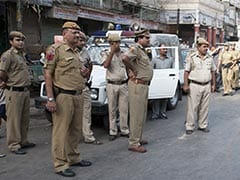 Heavy Police Deployment At Mandi House Amid Anti-CAA Protest Call