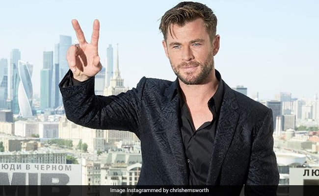 MIB: International Star Chris Hemsworth's 'First Job Was Cleaning Breast Pumps'