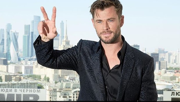 Chris Hemsworth's Birthday Was A 'Giant Sugary Heap Of Joy' With This Cake, Can You Guess The Chefs