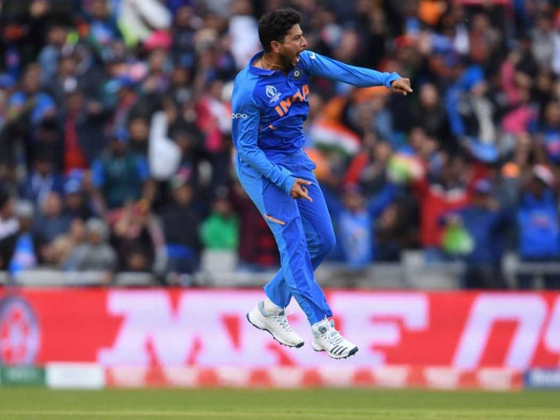 Kuldeep Yadav Becomes Fastest Indian Spinner To 100 ODI Wickets