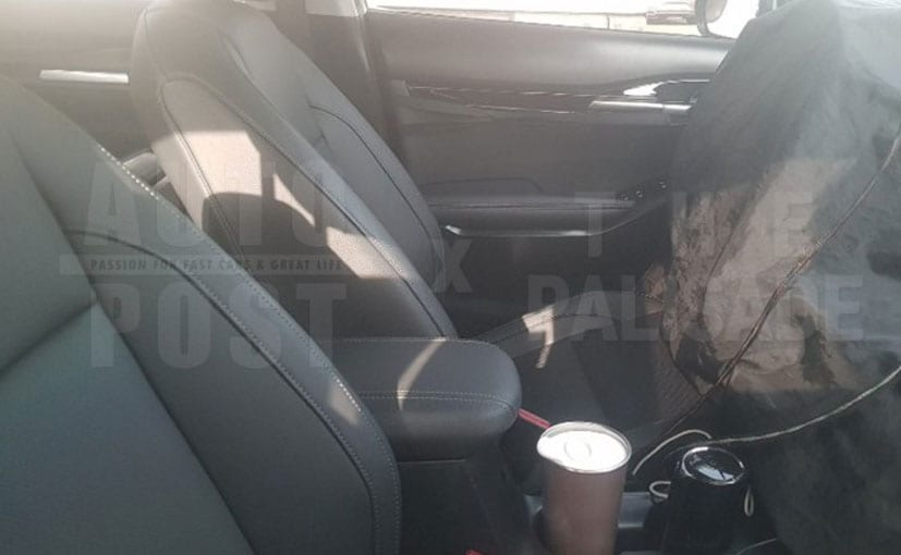 Kia Seltos Interior Leaked Ahead Of Unveil This Month