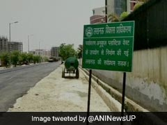 Engineers Use Plastic Waste To Build Longer-Lasting Road In Lucknow