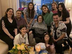 Shanaya Kapoor Checks Off Visit To Rishi And Neetu Kapoor From Her New York Itinerary