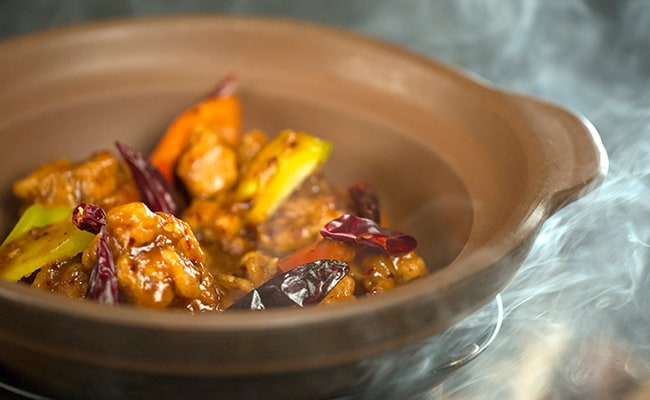 Clay Pot Festival in Asia Kitchen- Food Review