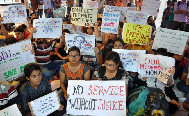 Highlights: Junior Doctors Agree To Meet With Mamata Banerjee Amid Stalement