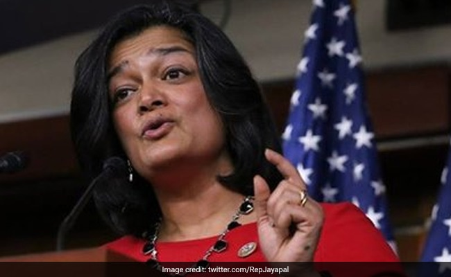 Indian-American Congresswoman Pramila Jayapal Tests Positive For COVID-19