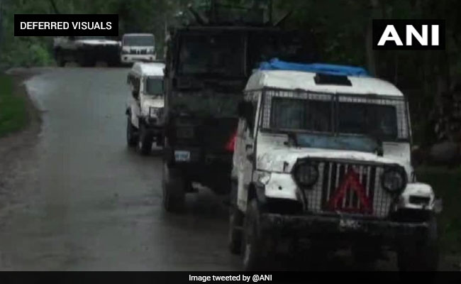 Security Forces Kill 2 Terrorists in Jammu And Kashmir's Shopian