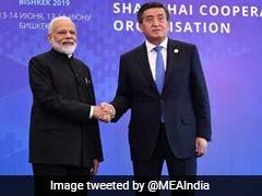 PM Modi Announces $200 Million Line Of Credit For Kyrgyzstan