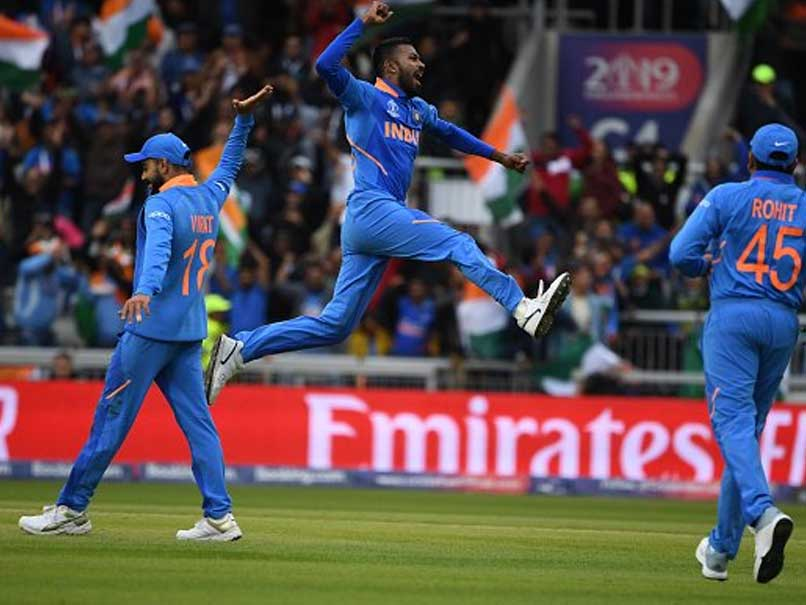 World cup 2019, IND vs PAK: India Beat Pakistan By 89 Runs In D/L Method