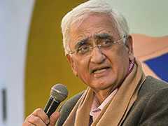 """Very Difficult To Replace Rahul Gandhi"": Congress's Salman Khurshid"