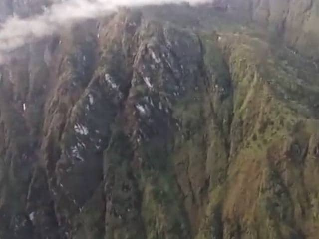 Video : Video Shows Challenge Of Search For An-32 Survivors In Remote Terrain