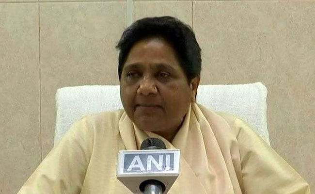 Centre, State Governments Not Worried About Plight Of Migrant Workers: Mayawati