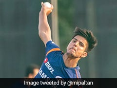 Mumbai Indians Player Rasikh Salam Age-Fudge Under Scanner