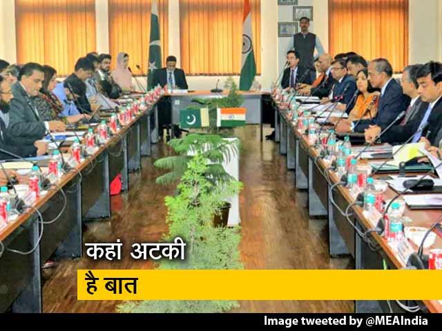 Videos : करतारपुर पर भारत ने रखा बातचीत का प्रस्ताव