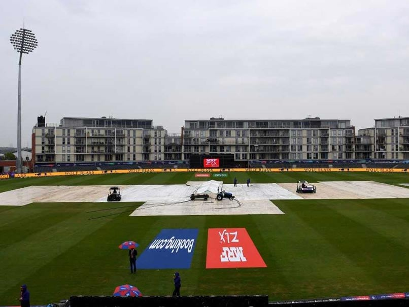 World Cup 2019: Rain Washes Out Pakistan-Sri Lanka Match, Both Teams Get A Point Each