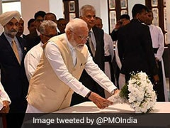 """Terror Cannot Defeat Spirit Of Sri Lanka,"" Says PM In Colombo: 10 Points"
