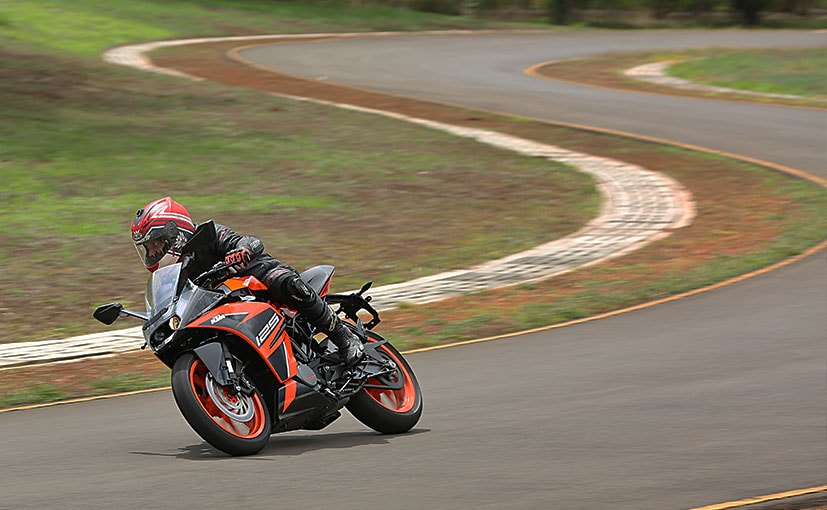 The KTM RC 125 has been priced at Rs. 1.47 lakh (ex-showroom Delhi)