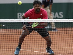 """Blessed"" Leander Paes Closing In On Fourth Decade As Pro And 1,000 Racquets"