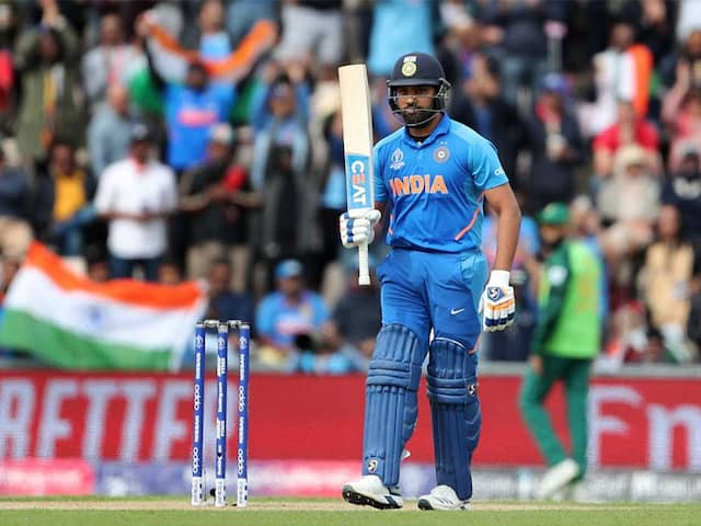 World Cup 2019, IND vs SA: India equals this rare feat with Rohit Sharma century, but..
