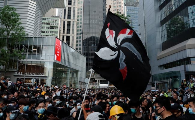 Activists Call On G20 Leaders To Help 'Liberate' Hong Kong