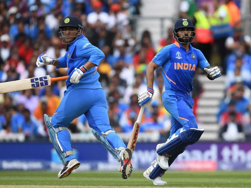 Dhoni is a legend of the game, says Kohli