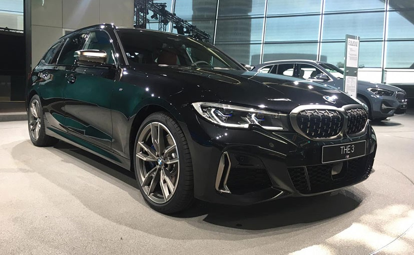 The 2020 BMW 3 Series Touring is based on the new CLAR architecture as the new 3 Series