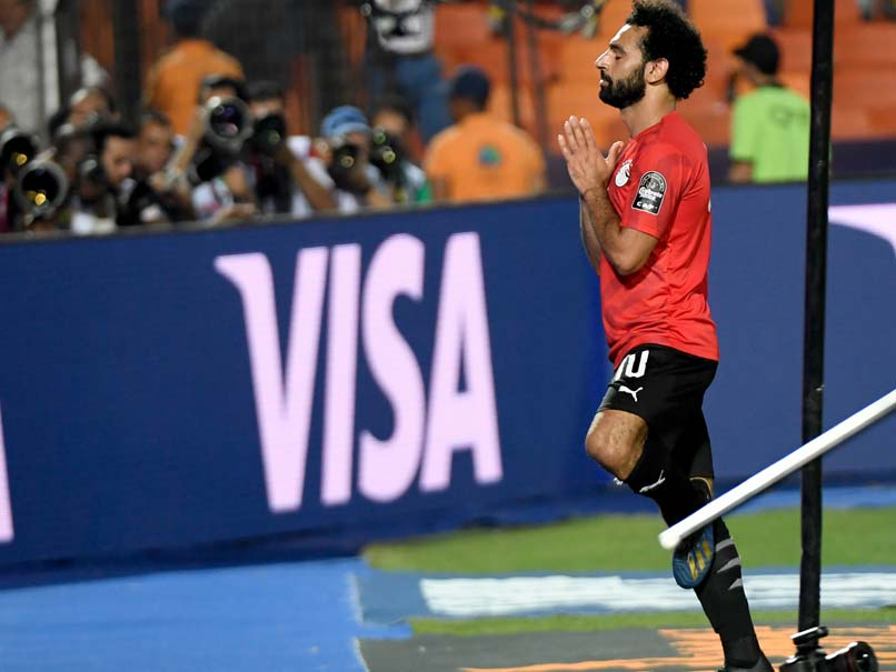 Mohamed Salah Sends Egypt Into Africa Cup Of Nations Last 16