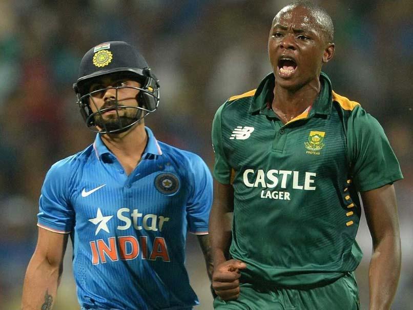 """Will Like To Discuss Man-To-Man"": Virat Kohli Hits Back At Kagiso Rabada's Remarks"