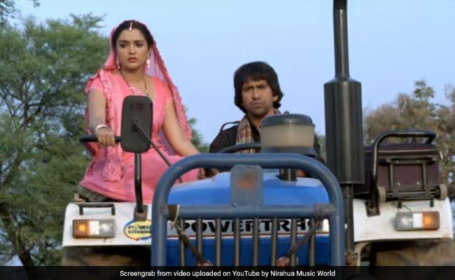 Bhojpuri Cinema: यूट्यूब क्वीन आम्रपाली दुबे का फिर चला जादू, भोजपुरी Video ने फैन्स का यूं जीता दिल