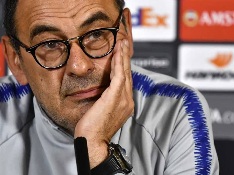 Maurizio Sarri Takes Charge At Juventus After Leaving Chelsea