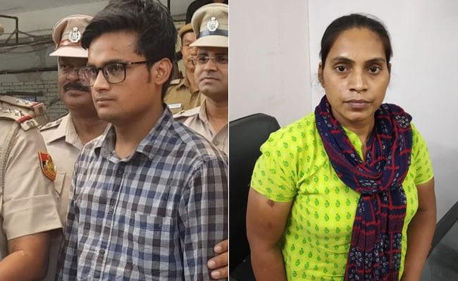 साउथ एवेन्यू हत्या मामला : 7000 की सुपारी देकर पत्नी ने ही करवाई अपने पति की हत्या, बॉयफ्रेंड  गिरफ्तार