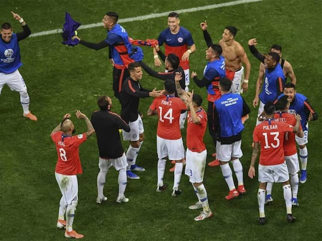 Copa America: Chile Reached Semi Final After Beating Columbia On Penalties