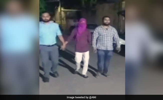 Man Arrested For Allegedly Masturbating On Woman At Gurgaon Metro Station