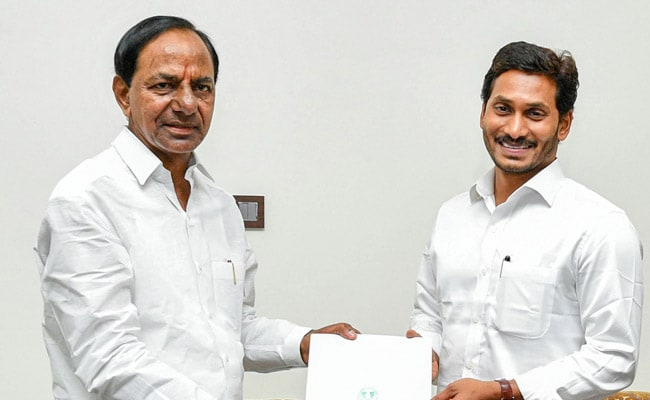 Image result for kcr jagan