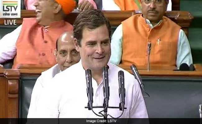 LIVE From Parliament: Rahul Gandhi Takes Oath On First Day Of 17th Lok Sabha