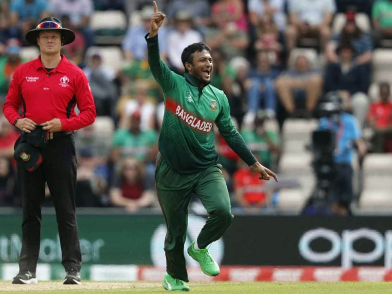 Shakib Al Hasan has set his sights on upsetting India at the World Cup 2019