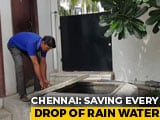 Video : In Chennai, A Community Harvests 25,000 Litres Of Rain Water In An Hour
