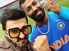 Ranveer Modified WWE Star's Catchphrase. There Might Be Consequences