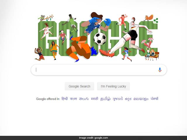 Womens World Cup 2019, Google  Doodle: Google Celebrates Commencement Of FIFA Womens World Cup 2019 With Doodle