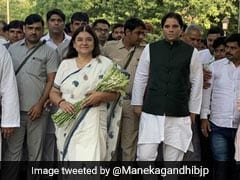 Maneka, Varun Gandhi's Tribute To Sanjay Gandhi On His Death Anniversary