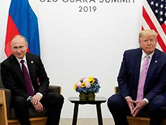 """Don't Meddle In Election, President,"" Trump Jokes With Putin"